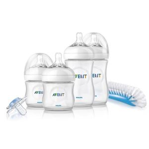 BIBERON  Philips Avent Kit Biberon Nouveau-né Natural