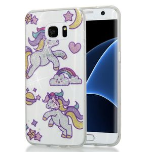 coque samsung s7 edge cheval