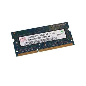 CARTE D'ACQUISITION  1Go RAM PC Portable SODIMM  Hynix HMT112S6BFR6C