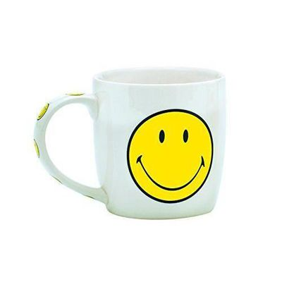 Designs Blancjaune 1595 Porcelaine 6662 Zak 35 Smiley Mug Cl ZPwOXkiuT