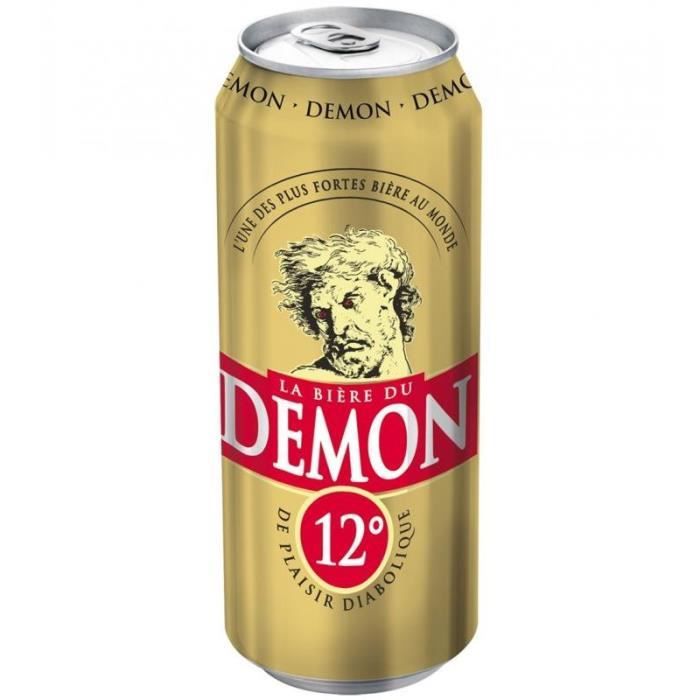 BIERE - LA DEMON 50CL