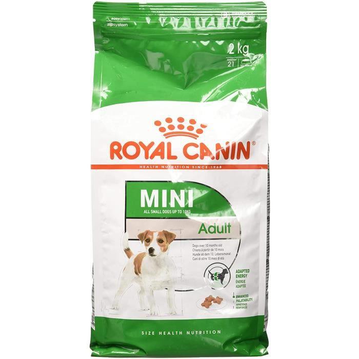 ROYAL CANIN Mini Adult Nourriture pour Chien 2 kg 691333