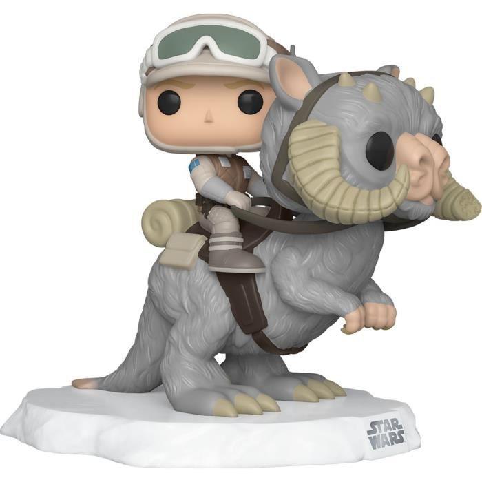 Figurine Funko Pop! Deluxe: Star Wars- Luke on Taun Taun