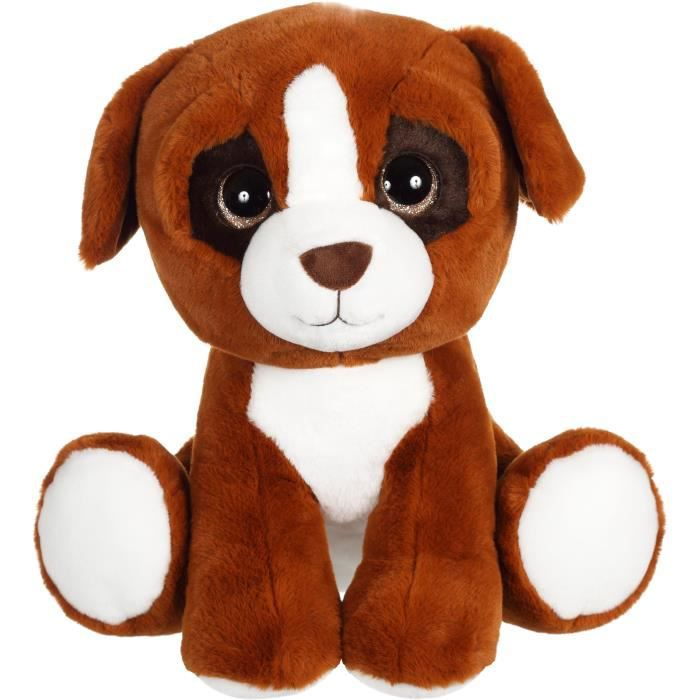 GIPSY - Puppy Eyes Pets 40 cm chien marron