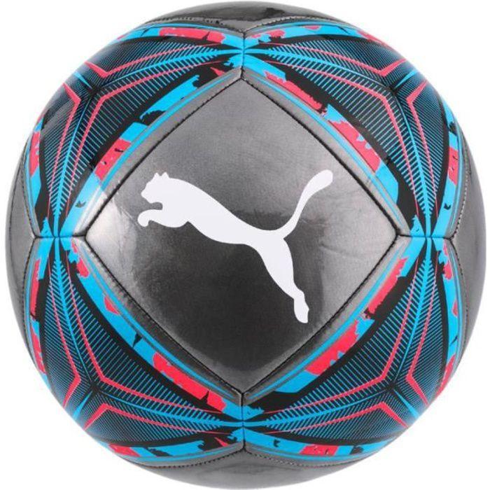 Ballon Puma spin - noir/bleu/rose/blanc - Taille 5