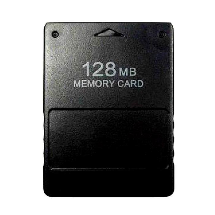 High Speed 128 Mo de mémoire carte Compatible pour Sony Ps2 Playstation 2 Console