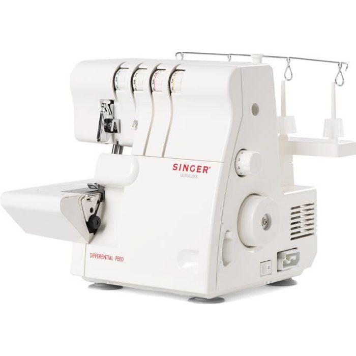 MACHINE A COUDRE SINGER SURJETEUSE 14SH654