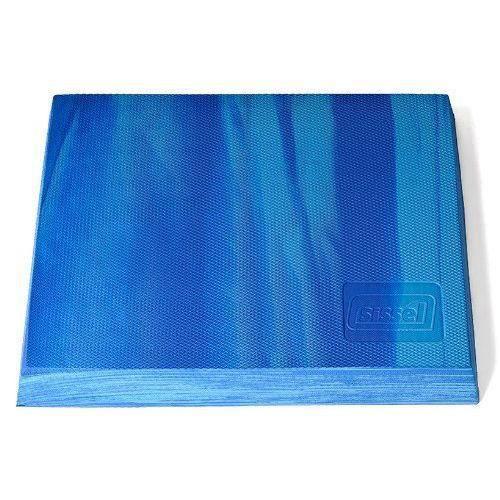 Sissel Balance Fit Pad mixte adulte Bleu marbré Taille Unique - 20424