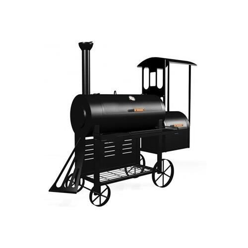 Barbecue à vapeur Loco de Luxe Fumeur Grill Smoker S-2