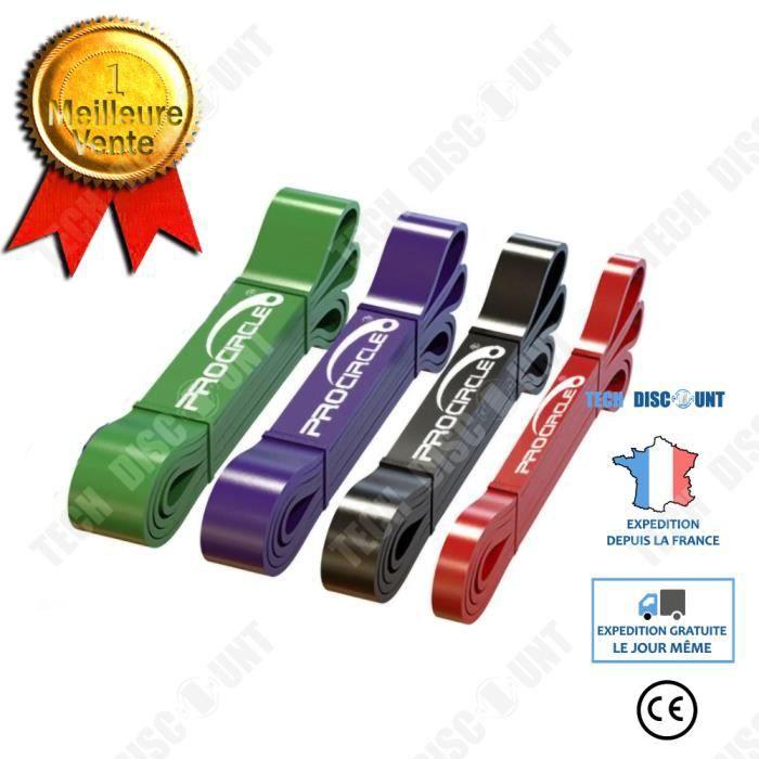 TD® Pull-ups bande élastique auxiliaire bande de laçage hommes et femmes fitness squat bande de résistance