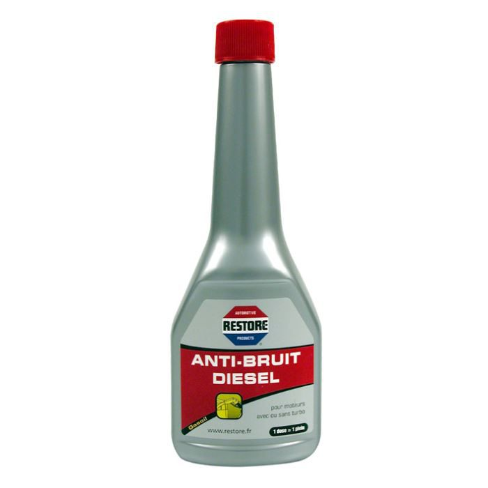 Anti bruit diesel 250ml restore achat vente for Moquette anti bruit
