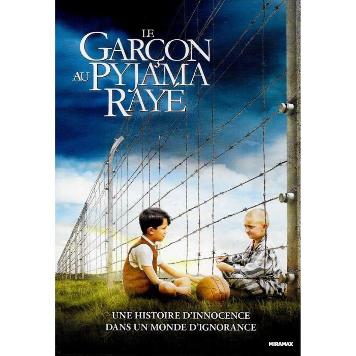 DVD LE GARCON AU PYJAMA RAYE en dvd film pas cher - Cdiscount