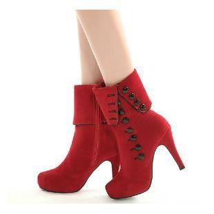 Nouvelle Chaussure femme Très tendance Talons  Rouge