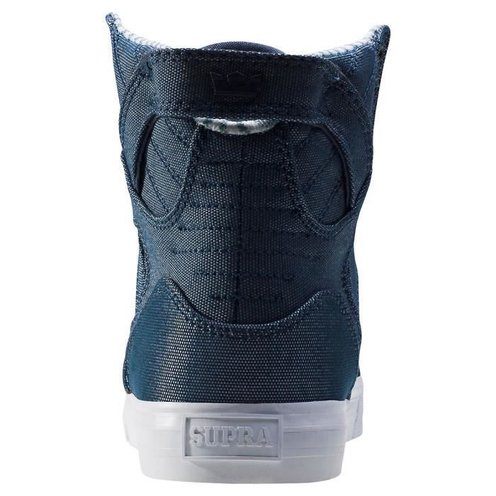 Baskets Uk Supra Blue Skytop 7 Hommes XwppEq8