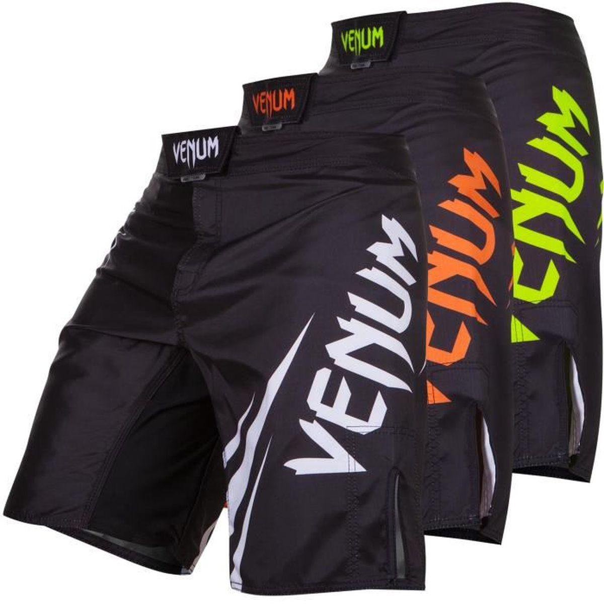 Noir, Venum Challenger V.06 Kit de Mma Mixte Adulte