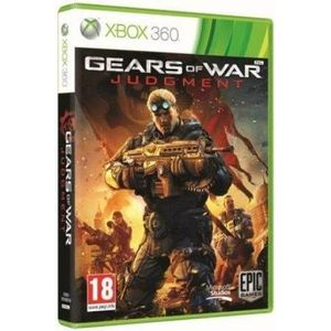 JEUX XBOX 360 Gears Of War Judgment - Jeu Xbox 360