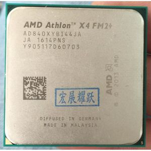 PROCESSEUR AMD Athlon II X4 840 Socket FM2+, Quad-Core 3.8 GH