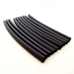 170 pcs 2 1 Gaine thermor/étractable Wrap Assortiment de fil de c/âble /électrique Tube isolant kit avec bo/îte Plastique Transparent