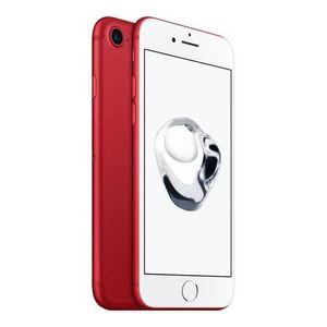SMARTPHONE RECOND. iPhone 7 128 Go Red Occasion - Bon Etat