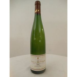 VIN BLANC pinot gris fritsch blanc 2009 - alsace france