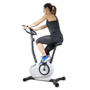 VÉLO D'APPARTEMENT Vélo de Fitness compact SP-Bike - Roue inertie 5Kg