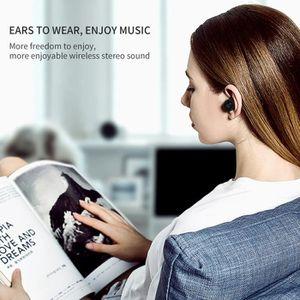CASQUE - ÉCOUTEURS Leshp-S2 Ecouteurs Bluetooth Sans Fil - Écouteurs