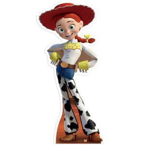 FIGURINE - PERSONNAGE Figurine en carton taille réelle Jessie Toy Story