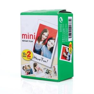 APP. PHOTO INSTANTANE 20 Fujifilm Instax Mini Film bord blanc env.90 g-C