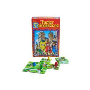 JEU SOCIÉTÉ - PLATEAU jeu junior Carcassonne - 58875