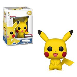 FIGURINE DE JEU Figurine Funko Pop! Pokemon: pikachu