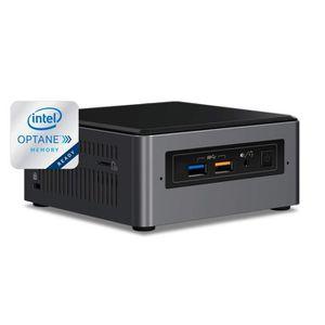 UNITÉ CENTRALE  NUC 8 - I7 - Windows 10 Pro i7-32GO DDR4-1000GO SS