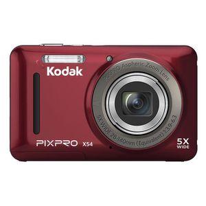 PACK APPAREIL COMPACT KODAK Pixpro - X54 - Appareil Photo Numérique Comp