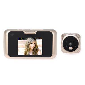 JUDAS - ŒIL DE PORTE Haute résolution 4,3 pouces LCD vidéo-oeil Visual