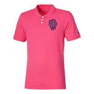 MAILLOT DE RUGBY Polo rugby adulte - Stade Français - Asics