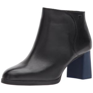 ESCARPIN Women's Kara K400208 Fashion Boot, Black 1MJ7F0 Ta