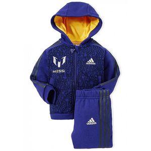 Ensemble de vêtements Ensemble de survêtement Adidas Performance Messi B