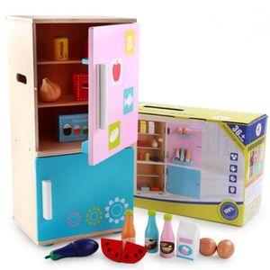 DINETTE - CUISINE OLALI® Enfants de cuisine en bois jouet cuisine ré