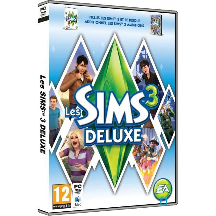 The sims 3 deluxe скачать - a49