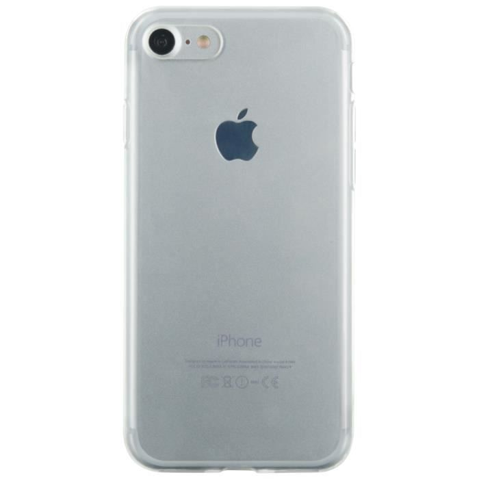 BBC Coque Coque transparente rigide Iphone7