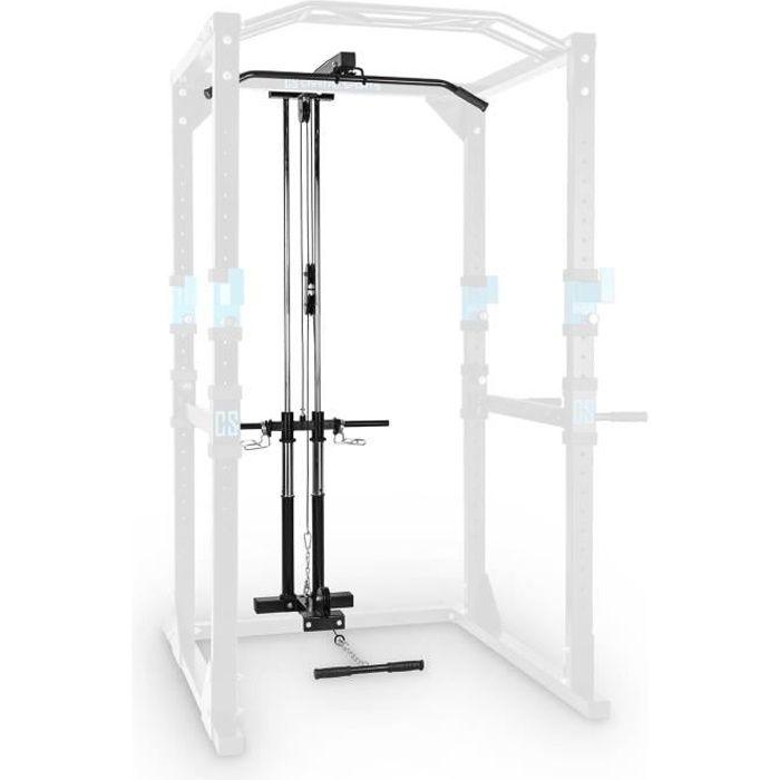 CAPITAL SPORTS LA Tremendour Appareil de traction pour power rack cage squat