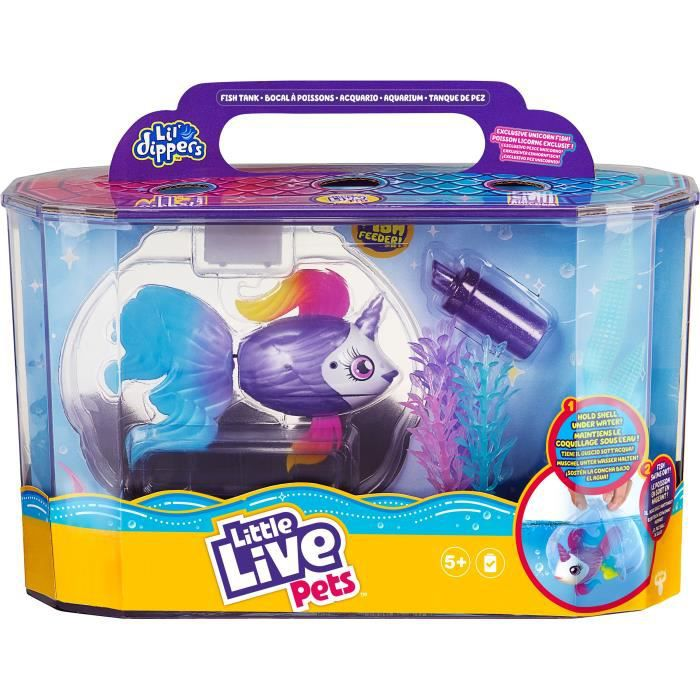 Little Live Pets - 26164 - Aquarium Poisson Dipper