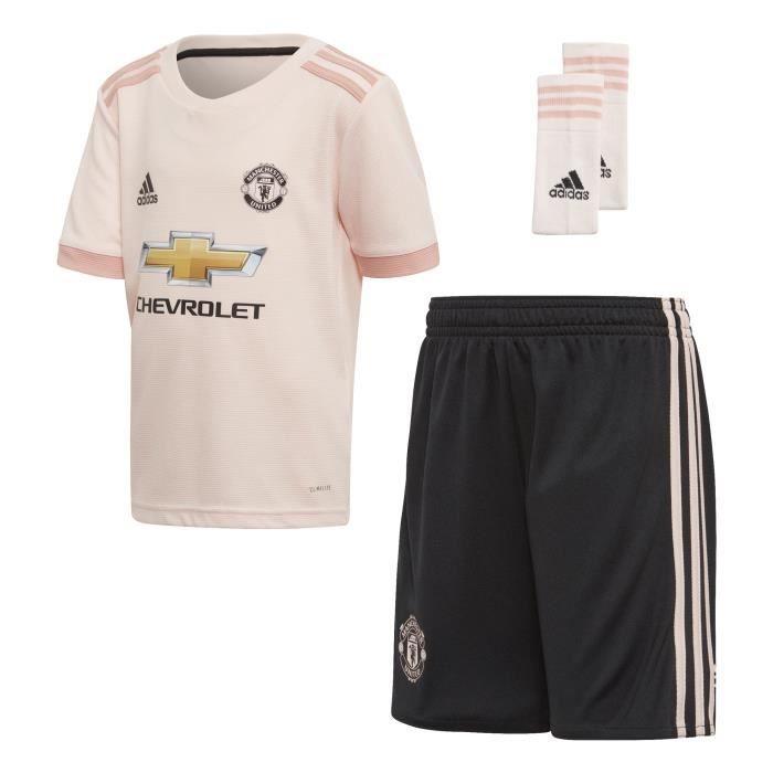 Kit junior extéieur Manchester United 2018/19