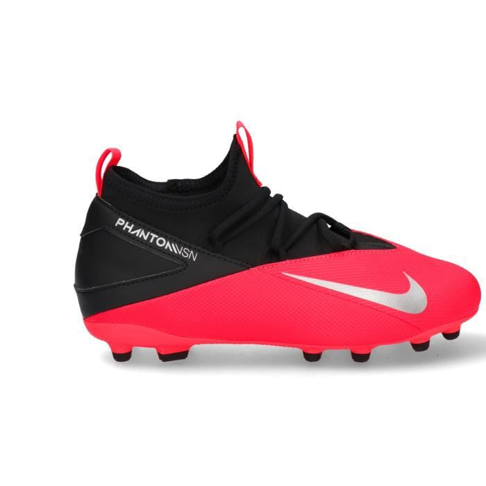 CHAUSSURE FOOT JUNIOR PHANTOM VISION 2 ROUGE 2020