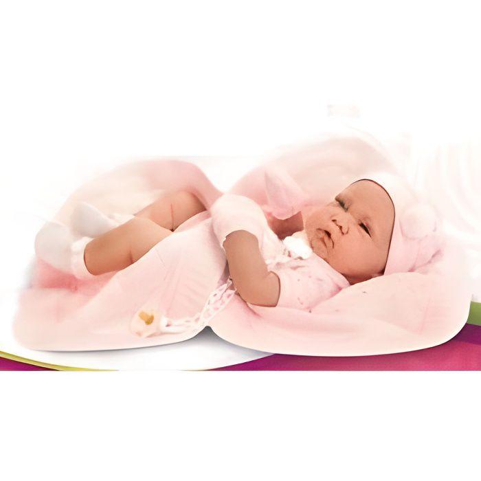Poupée bébé reborn Antonio Juan 42 cm
