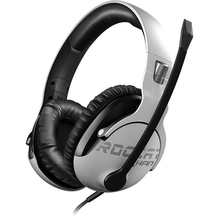 ROCCAT Casque Gaming KHAN PRO - Blanc