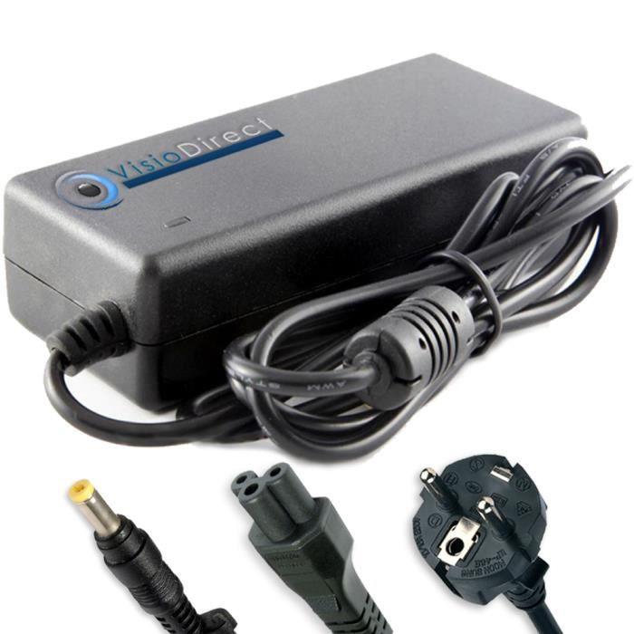 Alimenation pour ASUS R752L adaptateur chargeur d'ordinateur portable
