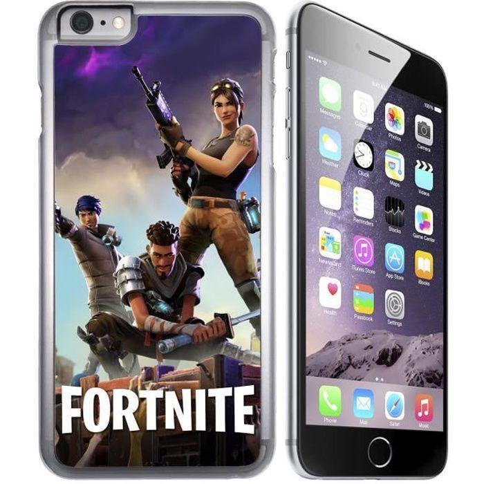 Coque iphone 7 fortnite