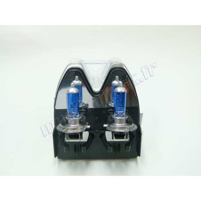 DZG H15 HID Xenon Ampoules Phare Kit de Remplacement 35w Lampe 6000K Brouillard Blanc De Voiture 2 Pi/èces