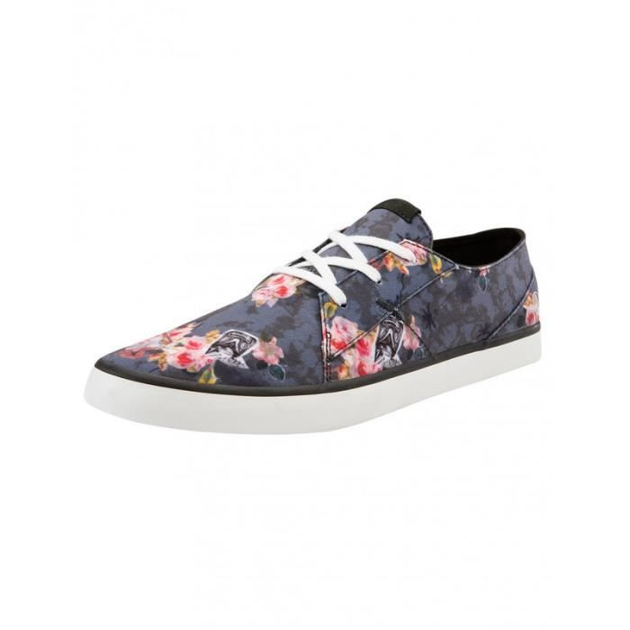 Chaussures Volcom Lo Fi - Angled Bleach Wash
