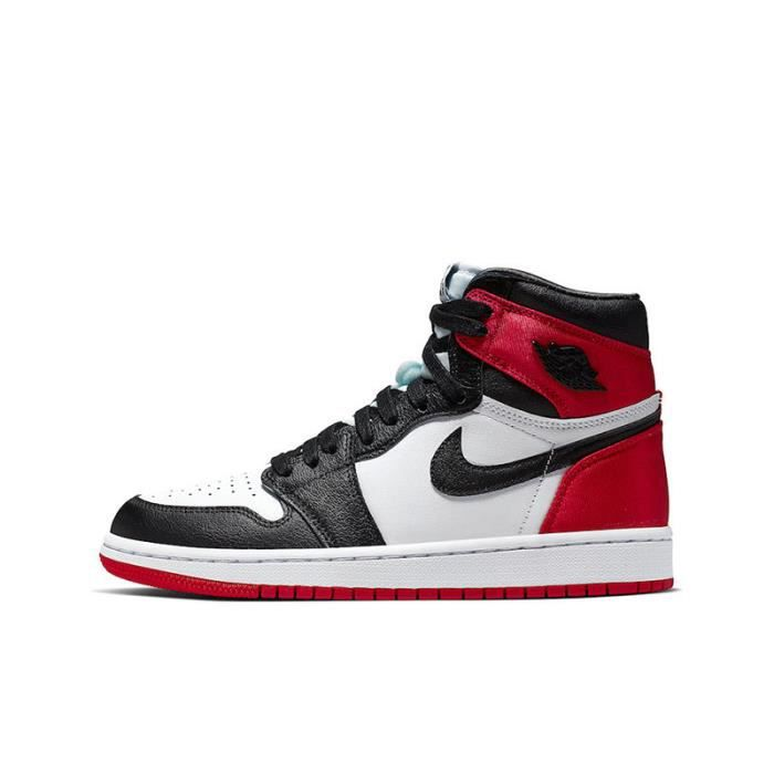 air jordan 1 rouge noir